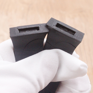 Image 3 - Watch Accessories Soft Silicone Strap For Porsche P6750 Mens Watch Strap