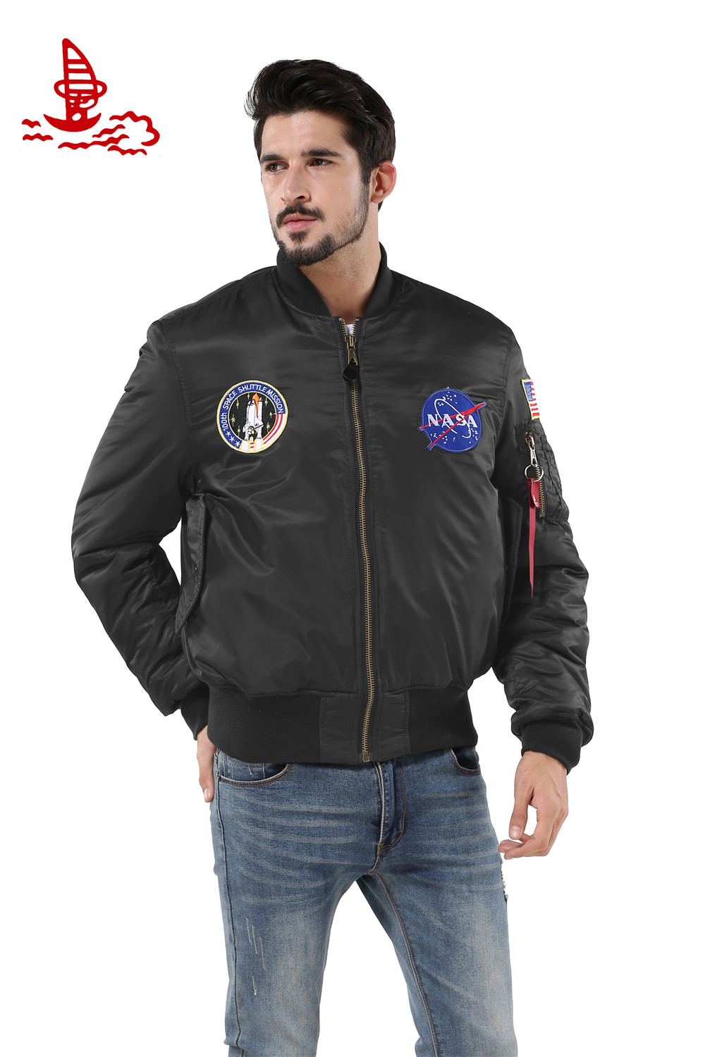 Online Buy Wholesale bomber jackets men from China bomber ...
