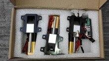 CYS R2090 90 Graden 100 graden 3 st Set Elektrische Roterende Intrekken Landingsgestel Voor 6.0 ~ 12 kg Straalturbinemotoren RC vliegtuig