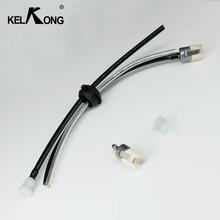 KELKONG 3 отверстия Топливный бак газа для Echo 900103 STIHL 023 втулка топливной линии фильтр с фильтром вентиляционный карбюратор бензопила