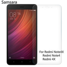 protective glass for xiaomi redmi 4x note 4 tempered 4gb 64gb xiomi phone