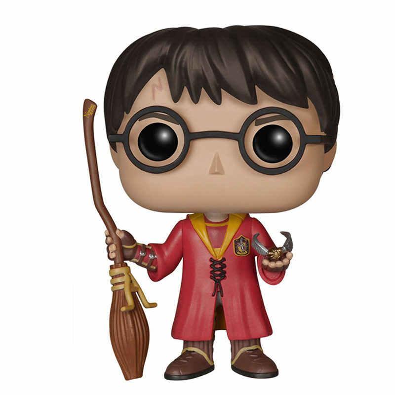 Funko POP аниме Гарри Поттер brinquedos фигурка игрушки для детей подарок на день рождения