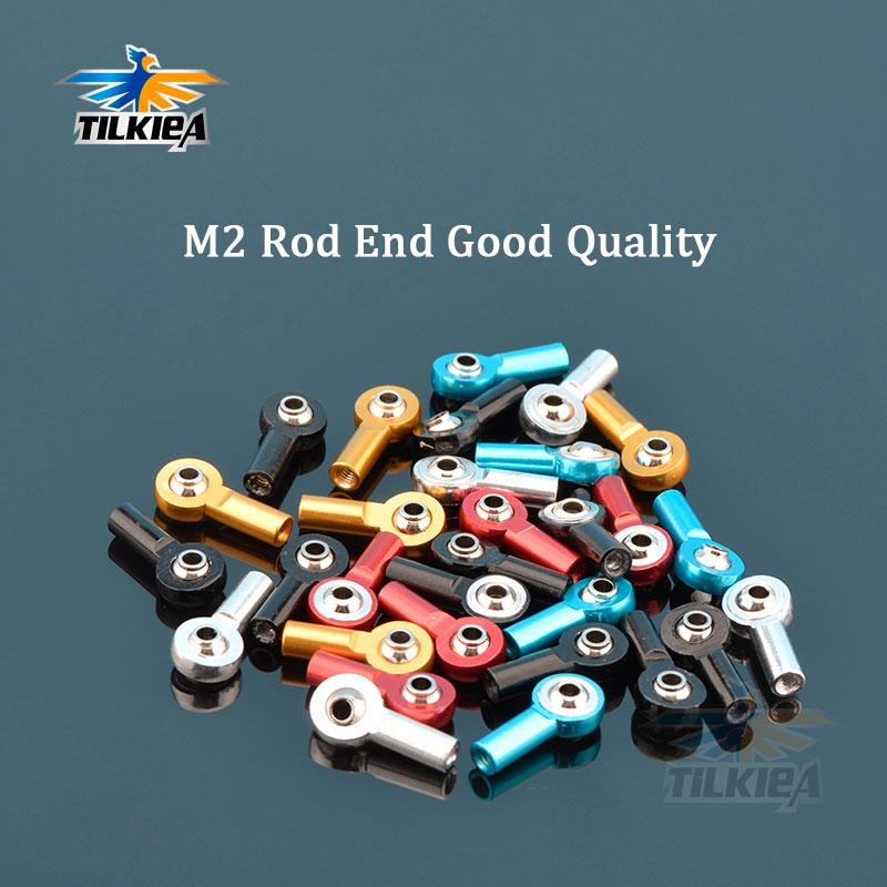 Aluminum Complete F//R Tie Rod End Set For Jato 2.5//3.3