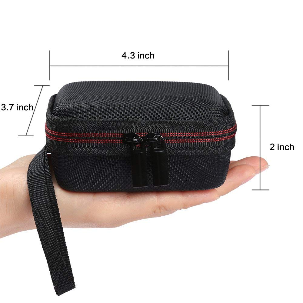 For Jbl Go Ultra Portable Rechargeable Bluetooth Speaker Eva Hard Black Case Protection Cover Full In Accessories From Consumer Electronics