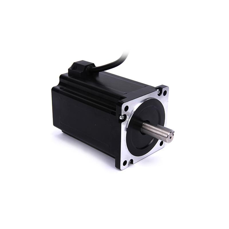 все цены на High torque 86 Stepper Motor 2 PHASE 4-lead Nema34 motor 86BYGH4401 126MM 6.0A 9.20N.M LOW NOISE motor for CNC XYZ онлайн