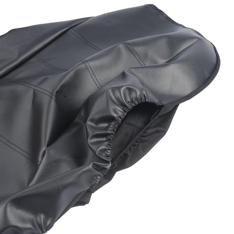 Housse de siège auto en cuir synthétique polyuréthane AUTOYOUTH housse de siège complète synthétique universelle pour Toyota Lada Renault Audi Peugeot VW - 3