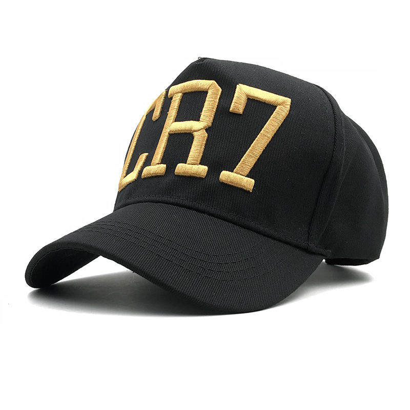 Newest Style Cristiano Ronaldo CR7 3D embroidery   Baseball     Caps   Hip Hop   Caps   Snapback Football Hats for Men Women High Quality