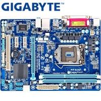 GIGABYTE GA B75M D3V Desktop Motherboard B75 Socket LGA 1155 i3 i5 i7 DDR3 32G Micro ATX Original B75M D3V Used|Motherboards| |  -