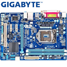 GIGABYTE GA-B75M-D3V рабочего Материнская плата B75 разъем LGA 1155 i3 i5 i7 DDR3 32G mикро ATX оригинальный B75M-D3V б/у