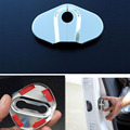 For Chevrolet Chevy Cruze Malibu Trax Aveo stainless steel Car door lock locker buckle cover Protector decoration Wholesale