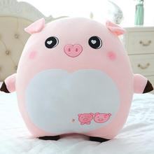 Cute Pig Stuffed Animal Toys Soft Cushion/Pillow Plush Doll for Children Kids Birthday Gifts Large Car 25-80cm