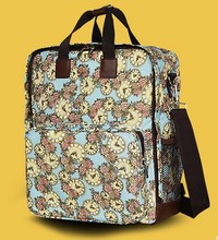Discount! Portable Baby Diaper Nappy Changing Bag Inserts Handbag Organizer