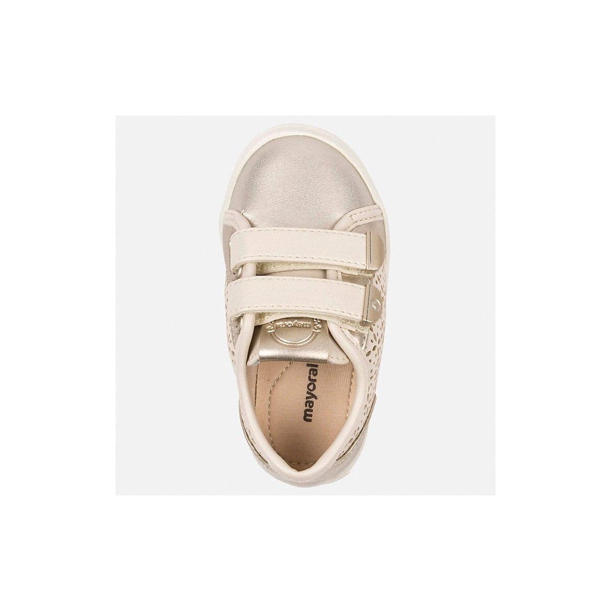 MAYORAL niños zapatos casuales 10642690 zapatillas Zapatillas para correr para niños amarillo deporte chicas PU - 3