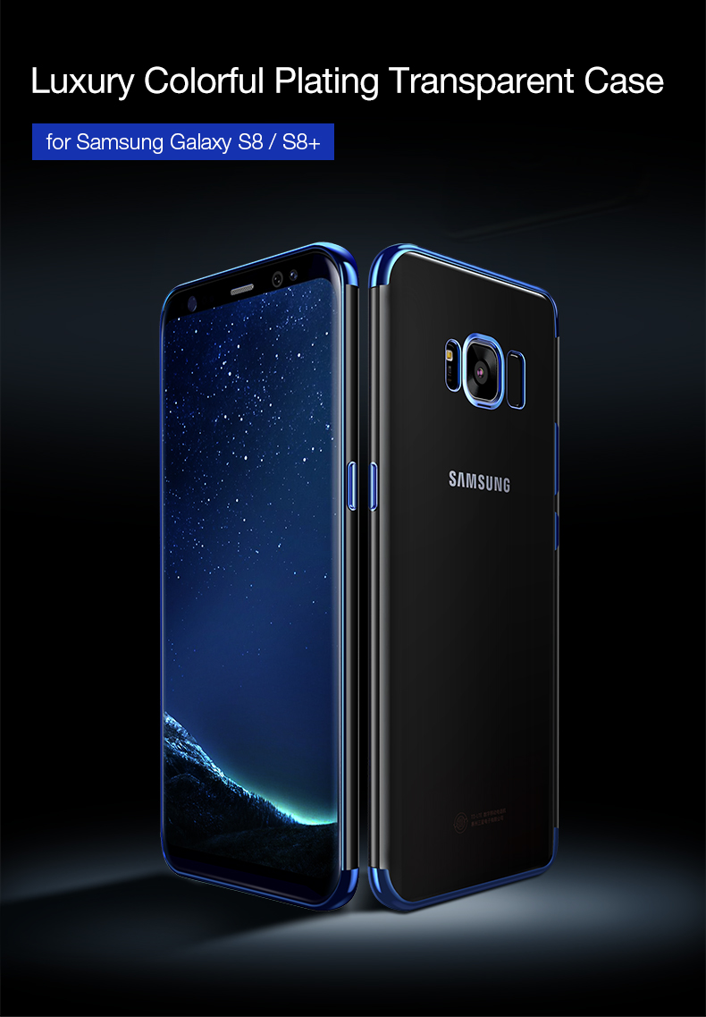 2 samsung Galaxy S8 plus case