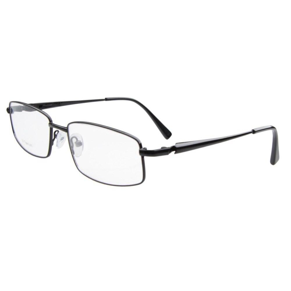 FLQ-4755 lunettes de vue titane cadre optique lunettes hommes