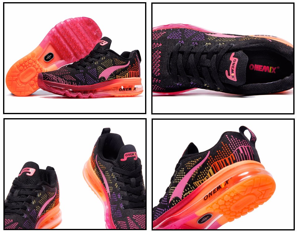 Onemix Running Shoes Men Sneakers For Women Sport Shoes Athletic Zapatillas Outdoor Breathable Original Shoes For Hombre Mujer 10