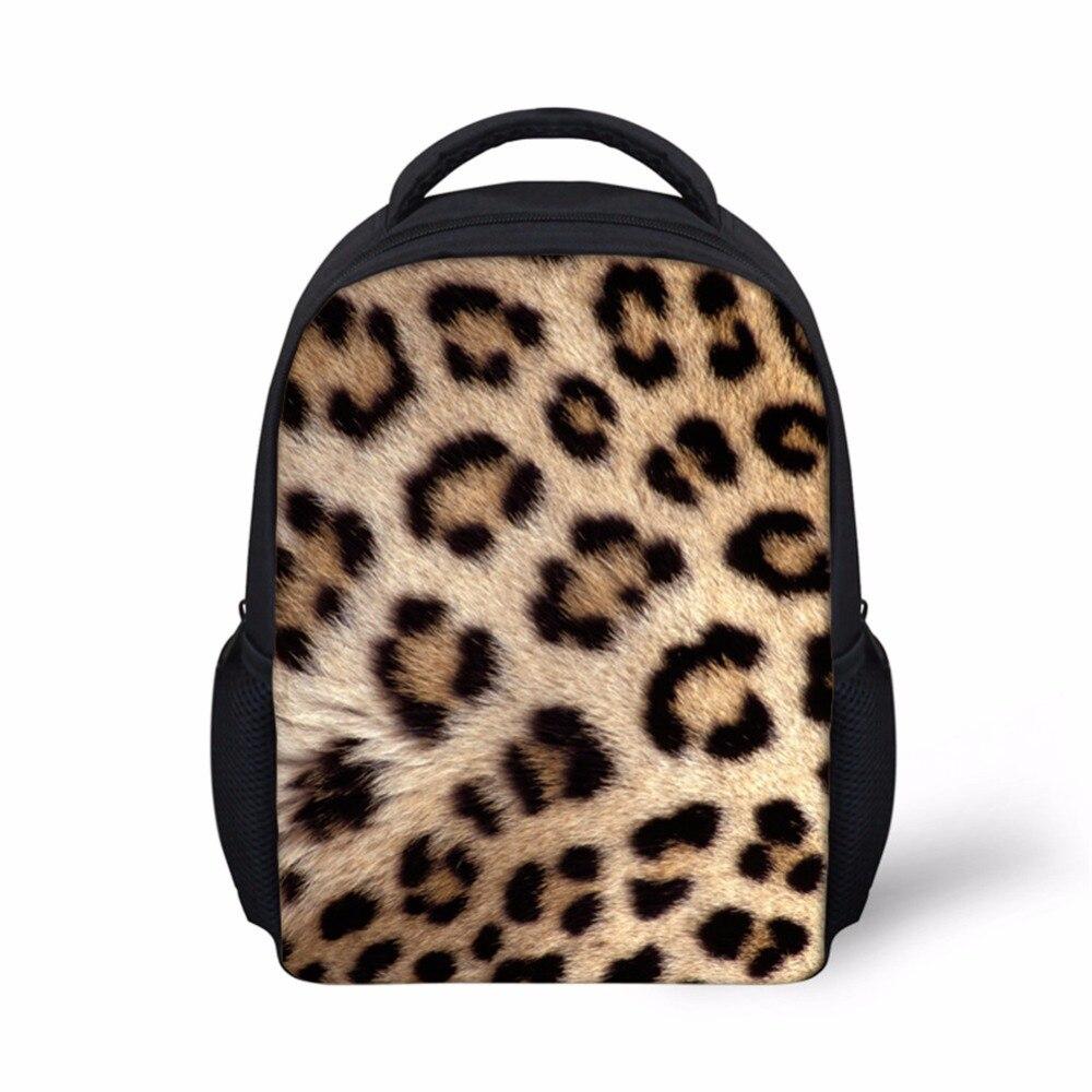 Gepäck & Taschen Kinder Tier Druck Schulter Umhängetasche Kindergarten Baby Mädchen Eimer Crossbody Schul 3d Nette Leopard Design Handtaschen