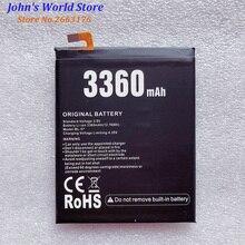 100% новый Bl-57 Батарея Для Doogee Shoot 2 Shoot2 Замена 3360 mAh Запчасти для смартфона Bateria Аккумулятор Baterij в наличии