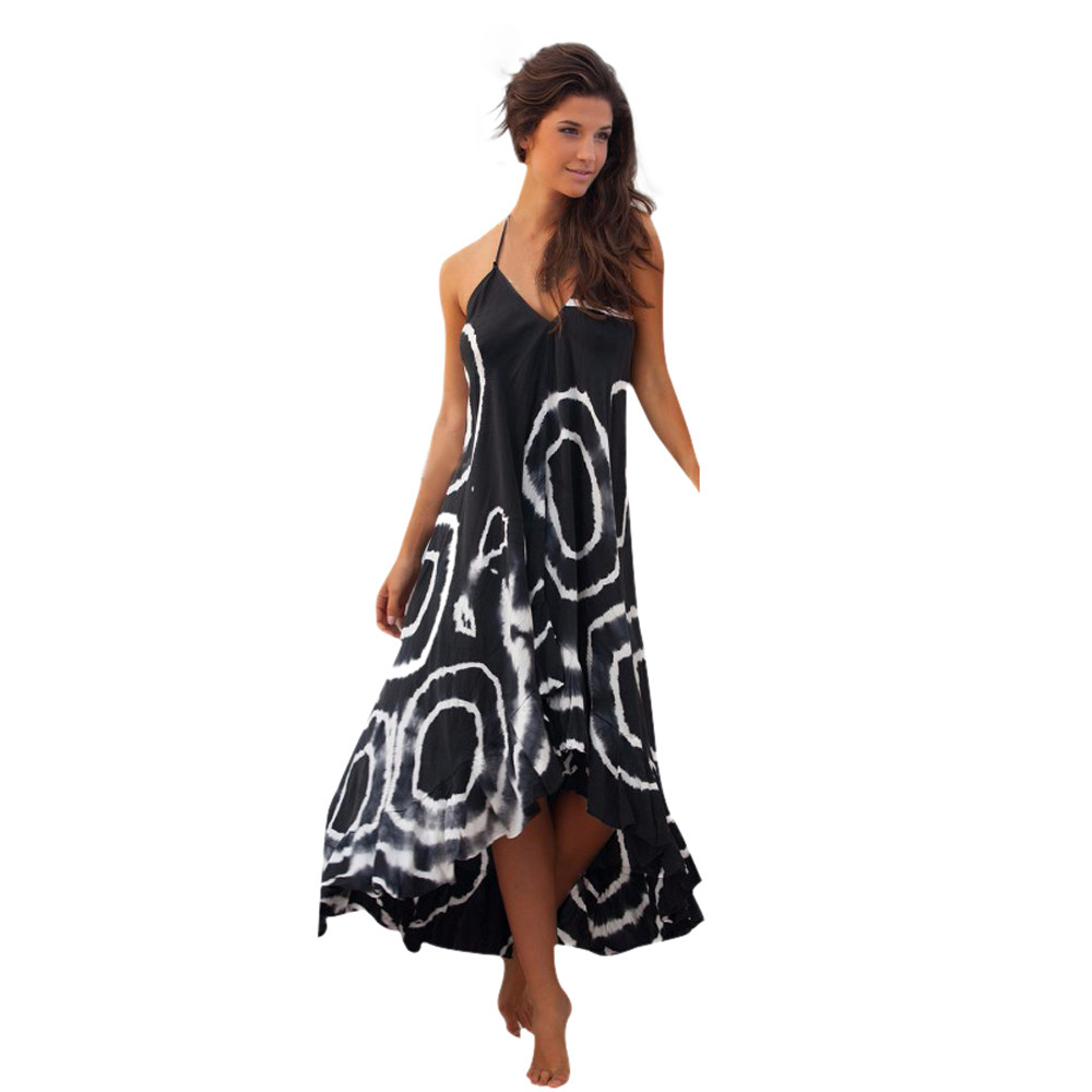 Halter Style Maxi Dresses for Women