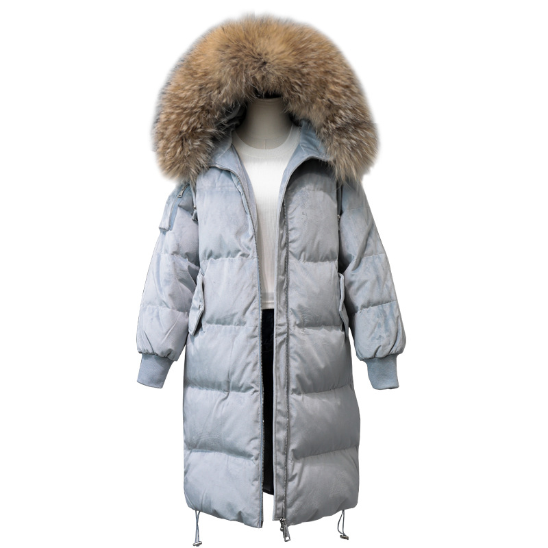 2018 Winter Coat Women Down Jacket Female Long Winter Jacket Women Thicken Warm Outerwear Coats Maternity Clothings Hood Parkas 2017 new winter fashion women down jacket hooded thick super warm medium long female coat long sleeve slim big yards parkas nz18