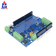 TB6612 Mosfet Stepper Motor PCA9685 PWM Servo Driver Shield Board For Arduino Speed Control Uno Leonardo Mega R3 Replace L293D