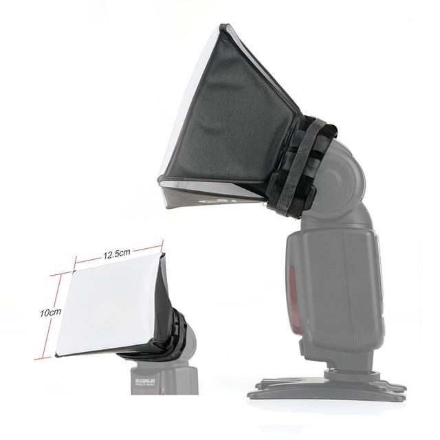 Professinal Portable Foldable Flash Light  Diffuser Softbox for Canon Nikon MK Godox Camera Flash Speedlite P0022714