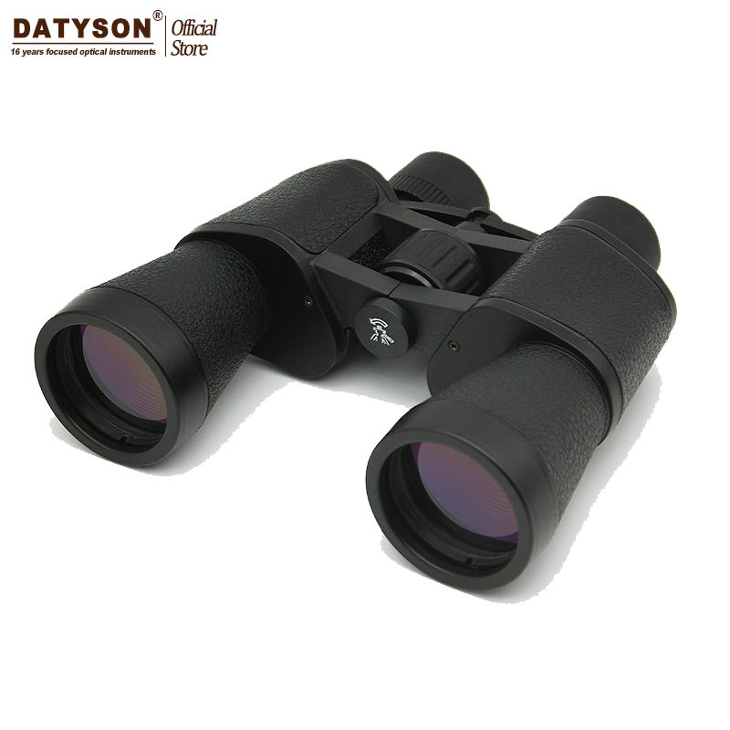 10X50 HD Wide-angle Binoculars BAK4 Eyepiece Multi Coating Lens Optical Telescope Waterproof for Hunting Fishing Brand New new 1 25 f6mm 66 degree wide angle eyepiece for telescope