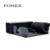 Fonex new moda homens titanium óculos polarizados mulheres sem aro óculos de sol piloto da aviação f8205-2 shades com caixa original