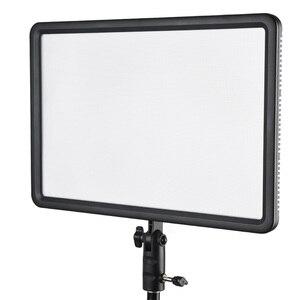 Image 2 - GODOX LEDP260C ultra thin 30W LED video light panel light for studio photography makeup YouTube INS FB+ optional 2xF750 battery