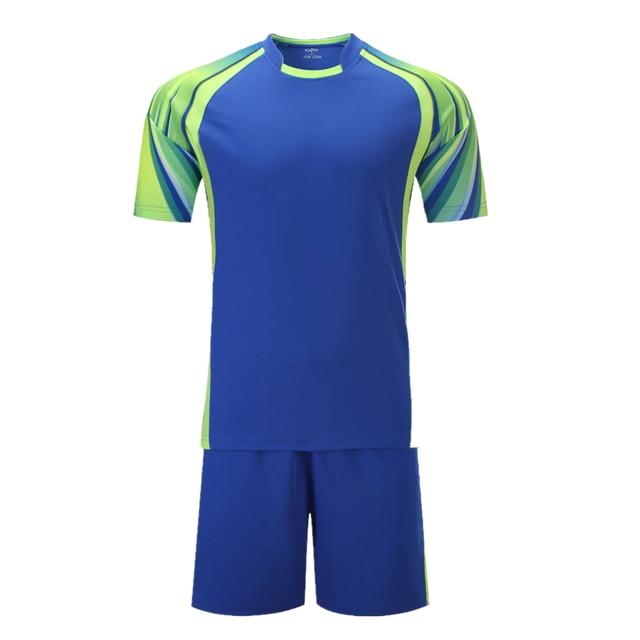 Vigilancia Fútbol 2017 2018 conjunto del jersey de fútbol en blanco  uniformes mens entrenamiento de fútbol 5d5bc18586539