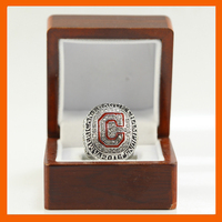 2016 CLEVELAND INDIANS AMERICAN LEAGUE CHAMPIONSHIP RING COLLECTION RING US SIZE 11