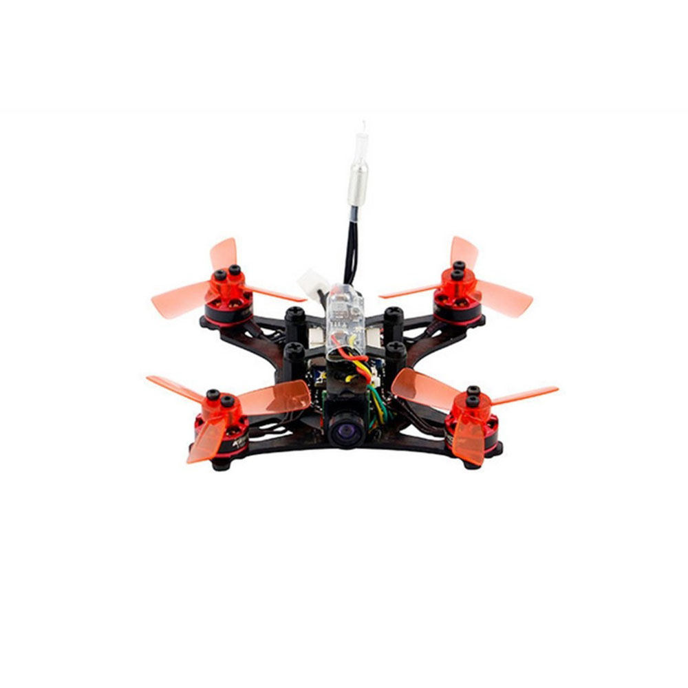 Kingkong 90GT 90mm Brushless Mini FPV Racing Drone with Micro F3 Flight Controll 16CH 800TVL VTX ForBNF RTF with Frsky X7 X9D kingkong 90gt 90mm brushless mini fpv racing drone with micro f3 flight controll 16ch 800tvl vtx forbnf rtf with frsky x7 x9d