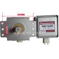 1 piece Original Magnetron Microwave Parts 2M211A 2M211 2M211A M1 for Magnetron Panasonic Microwave Oven