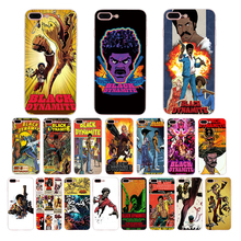 Soft silicone BLACK DYNAMITE mobile phone case for iphone x xr xs max 7 6s 6 8 plus 5 5s se TPU Retro style Comic cover shell