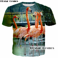 PLstar Cosmos T Shirt Men Women Short Sleeve Tshirt 3D T Shirt Homme Casual Tees Lovers
