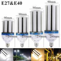 Alta brillante E27/E40 35W 45W 55W 65W SMD5730 bombilla de maíz LED iluminación de la calle 85-265V Blanco/blanco cálido de ahorro de energía de la lámpara de maíz