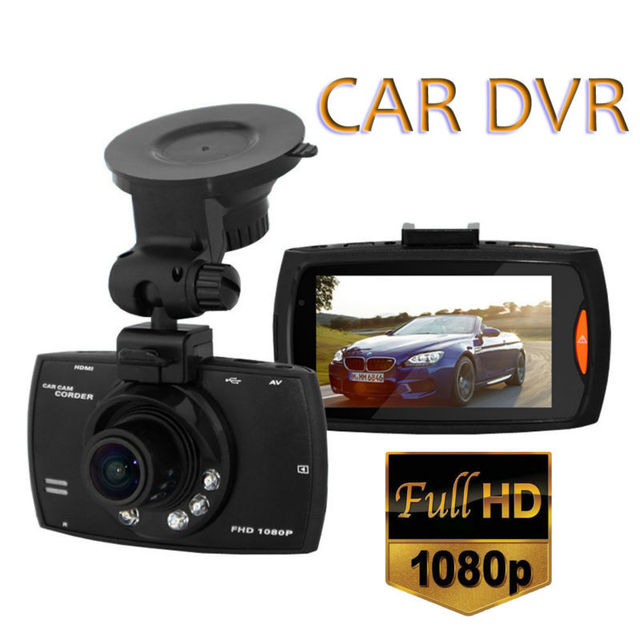 "2015 Best Selling Car DVR G30 2.7"" Full HD 1080P Camera Recorder 170 Degree Wide Angle Motion Detection Night Vision G-Sensor"