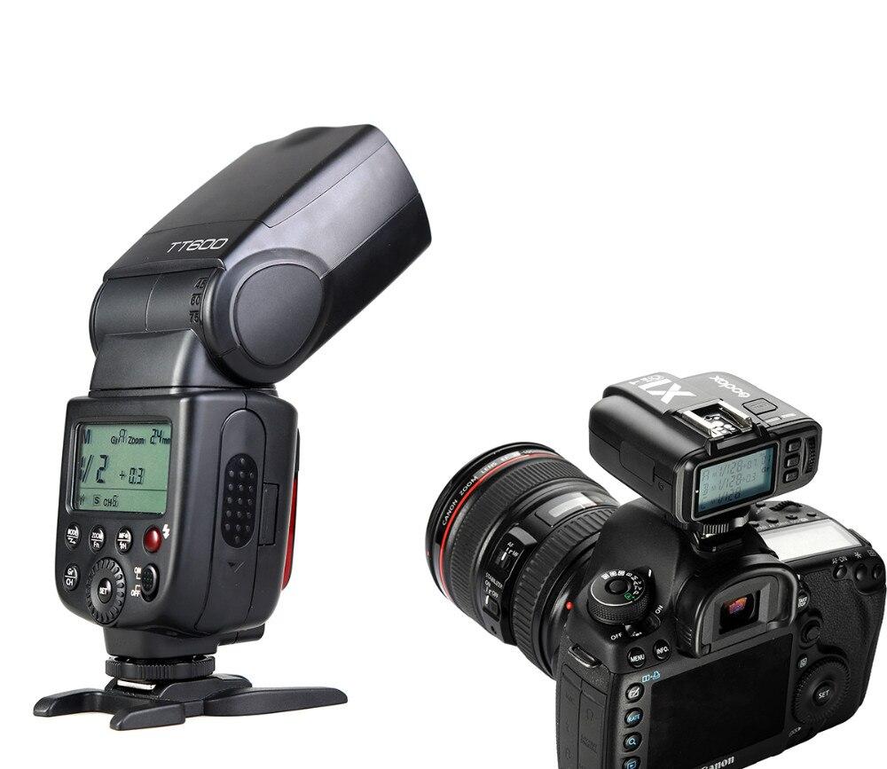 Виды вспышек для фотоаппаратов