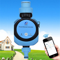WIFI Automatic Garden Water Timers Garden Irrigation Controller Phone Remote Control Garden Watering System Water Timer
