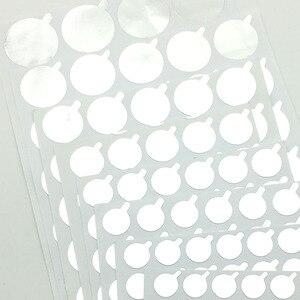 Image 5 - Più Dimensioni Foglio di Alluminio di Tenuta Adesivi con la Maniglia per il Dentifricio Tubo Cosmetici Bottiglia di Chimica Del Tubo Bocca Sigilli