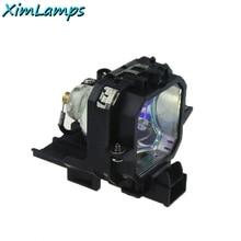 Elplp27, v13h010l27 lámpara del proyector con la vivienda para epson emp-54c, emp-74, powerlite 54c, powerlite 74c, v11h136020, v11h137020