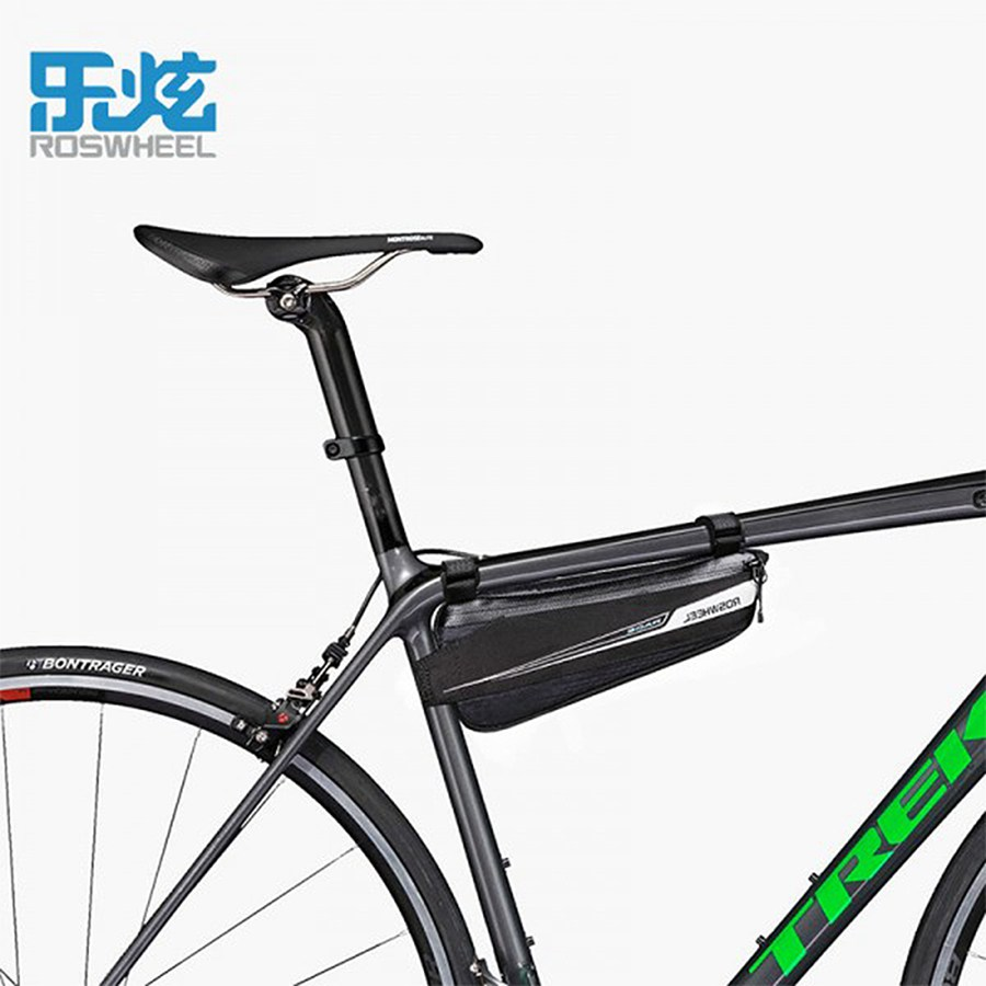45d7c530f48 ROSWHEEL 121444 Professional Road Bicycle Bags Panniers Reflective Tool  Triangle Pouch Top Bike Bag Cycling Race Accessories-in Bicycle Bags &  Panniers from ...