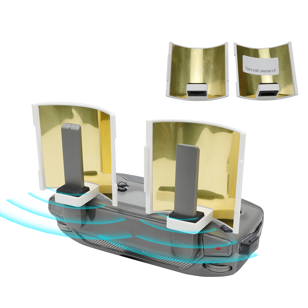 For DJI MAVIC PRO DJI Spark Drone Signal Board Enhancement Antenna Remote Controller Signal Booster Amplifier Range Extender