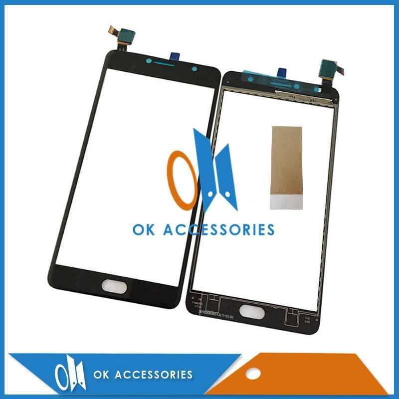 Для Vodafone Смарт ультра 7 VFD-700 VDF700 VFD700 Сенсорный экран сенсорного планшета 1 шт./лот черный Цвет с помощью клейкой ленты