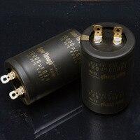 2PCS Nichicon Audio Electrolytic Capacitor KG Super Through 10000Uf 63V Free Shipping
