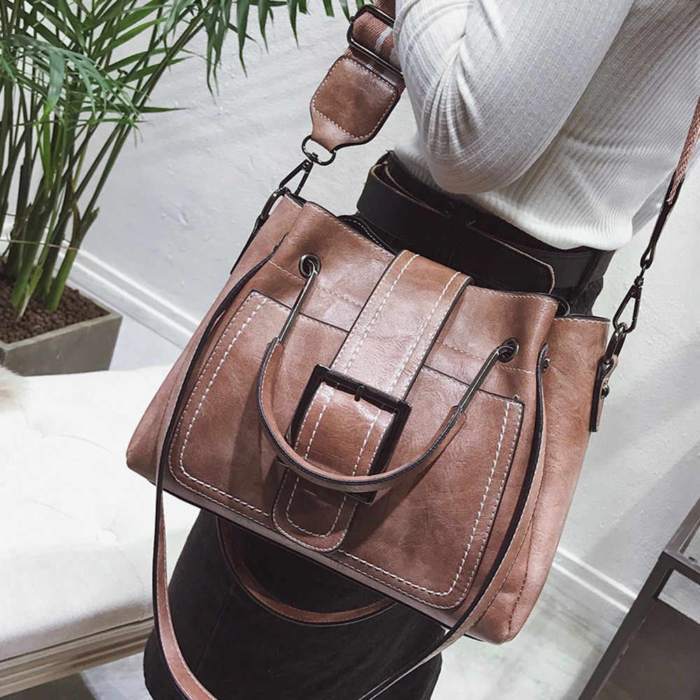 6579a28f5fcc Luxury Women Messenger Bags top Designer Bag for women 2018 Brand Leather  Shoulder casual Tote Bag