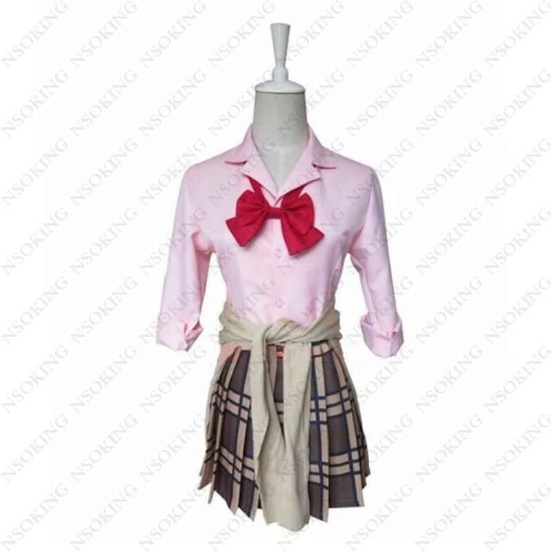 Citrus Cosplay Aihara Yuzu Costume b173rw01 v 5 v 2 v 4 v 0 v 1 fit lp173wd1 tl a1 ltn173kt02 n173fge l21 l23 ltn173kt01 k01 n173o6 l02 rev c1 40 pin
