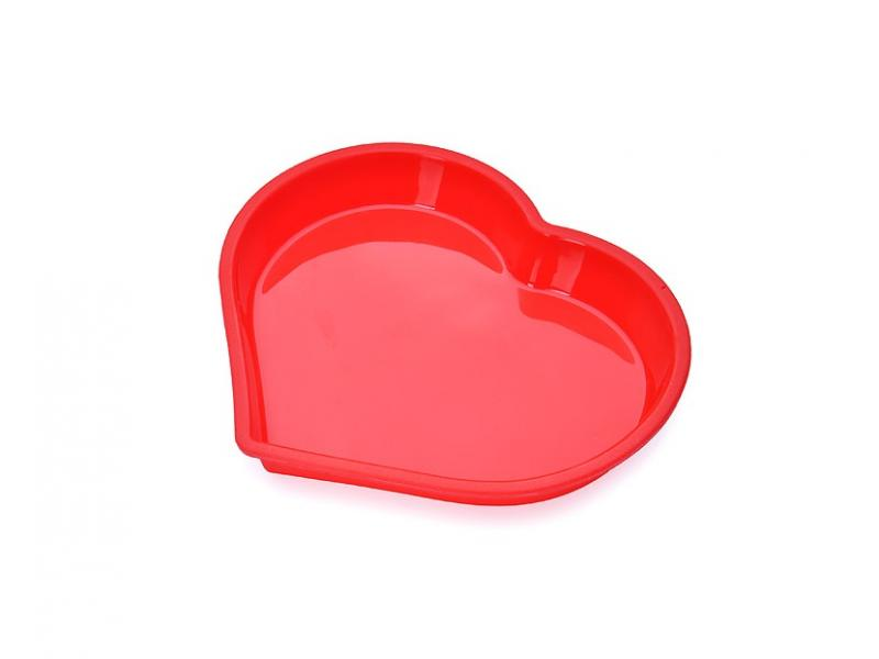 Mold for baking MAYER & BOCH, 25*23 cm, Red