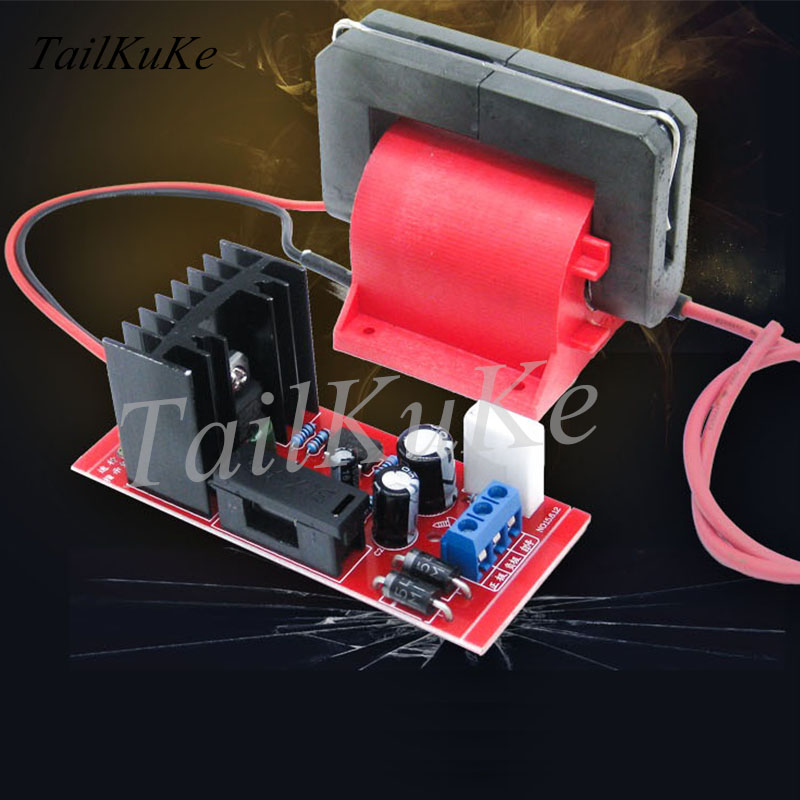 New 30000V High Power 12V High Voltage Packet Driving Board Laser Packet Inverter