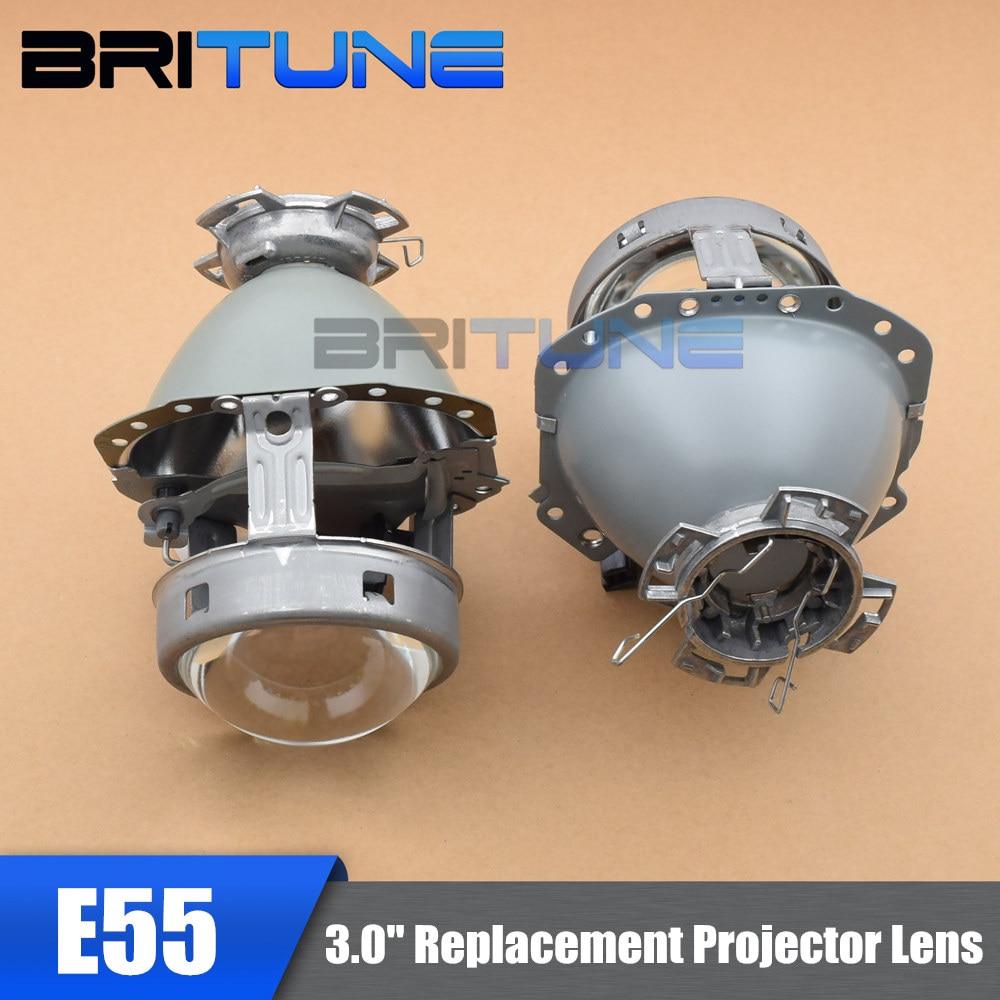 E55 D2s Gen2 Hid Bi Xenon Projector Lens Headlight Replacement For